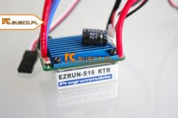 Regulator bezszczotkowy do Troian Hunter Flying FishII EZRUN S16