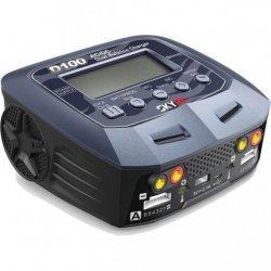 Ładowarka SkyRC D100 V2 2x10A 200W-DC 100W-AC Dual Power