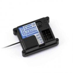 Odbiornik SANWA - RX-371 W FHSS-2 2,4 GHz (Wodoszczelny) Cena brutto: 215,10 zł Odbiornik SANWA - RX-371 W FHSS-2 2,4 GHz (Wodoszczelny)