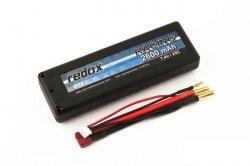 Redox RACING 2600 mAh 7,4V 25C - samochodowy pakiet LiPo
