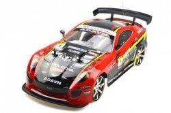 NQD 4WD Super Drift 1:10 4WD 2.4GHz RTR - Czerwony
