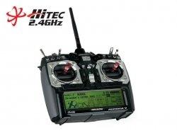 HITEC - AURORA 9 2.4GHz + odbiornik Optima 7 PROMOCJA