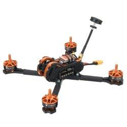 Dron wyścigowy Eachine Tyro99 210mm DIY Version FPV Racing RC Drone F4 OSD 30A BLHeli_S 40CH 600mW VTX 700TVL Cam