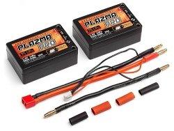 PLAZMAPRO 7.4V 5600MAH 95C LIPO BATTERYPACK 40.7WH