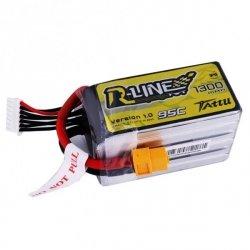 Akumulator Tattu R-Line 1300mAh 22,2V 95C 6S1P
