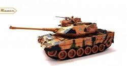 German Leopard 2 ASG 1:18 27/40MHz RTR Strzela kulkami BB