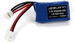 Micro Rally/SCT: Akumulator LiPol 7.4V 250mAh