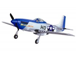 Samolot Mustang P51D 750mm RTF