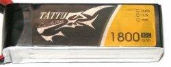 Akumulator Tattu 1800mAh 11,1V 45C 3S1P