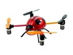Quadrokopter Biedronka Ladybug quadrocopter 2,4GHz - SH6043 HIT