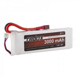 Redox 3000 mAh 7,4V 30C - pakiet LiPo