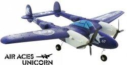 AirAce PRO P-38 Unicorn 2,4GHz