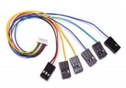 Kabel 8-Pin do kontrolera CC3D - Przewód z wtykiem DF11 do CC3D