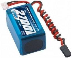 LRP 2700mAh 7.4V LiPo VTEC RX-Pack 2/3A