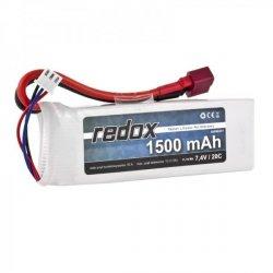 Redox 1500 mAh 7,4V 20C - Pakiet LiPo