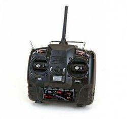 Aparatura GRAUPNER MX-10 HOTT 2,4 Ghz