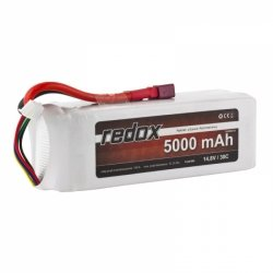 Redox 5000 mAh 14,8V 30C - pakiet LiPo