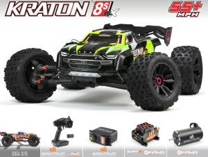 Arrma Kraton 4X4 8S BLX 1:5 Speed MT