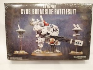 Figurka - Tau Empire XV88 Broadside Battlesuit - Warhammer 40000