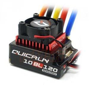 Regulator Hobbywing QuicRun 10BL120 120A Sensorowy