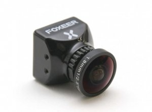 Kamera Foxeer Predator 5 Super WDR Mini FPV Camera w/OSD Controller & Mounting/Installation Kit (Black)