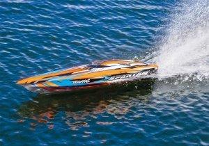 TRAXXAS SPARTAN RTR - zdalnie sterowany model łodzi