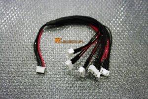 Rozgałęziacz balansera 3s JST-XH Parallel Balance Lead 3S 250mm