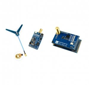 Nadajnik i odbiornik FPV VTX MATEK Systems VTX-1G3-9 1.2Ghz 1.3Ghz 9CH International INTL