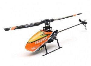 Helicopter Firefox C129 4ch Flybarless Micro RC (RTF) w/6-Axis Gyro