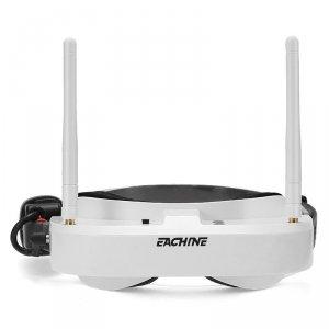 Gogle FPV Eachine EV100 720*540 5.8G 72CH FPV Goggles Podwójne anteny 5,8Ghz Wentylator Akumulator 7.4V 1000mAh