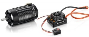 Zestaw napędowy HZestaw napędowy Hobbywing EzRun MAX8 150A V3 T-plug + XeRun SD 4274 2250 kV G2 + karta
