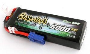 Akumulator LiPo Gens Ace Bashing 5000mAh 11,1V 50C EC5