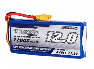 Akumulator LiPo TURNIGY 12000mAh 14,8V 4S 12C