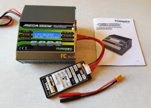 Ładowarka Turnigy MEGA 1000W 8S 40A Lithium Polymer Balance Char