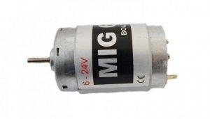 Silnik MIG 600 12V BOAT TURBO bez wentylatora - 96500-1