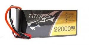 22000mAh 22.2V 25C TATTU Gens Ace