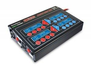 Ładowarka 4-kanałowa Vista Power Q6320 4x80W