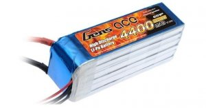 4400mAh 22.2V 45C Gens Ace