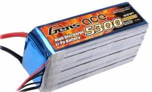 5300mAh 22.2V 30C Gens Ace