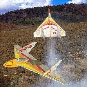 Rakietoplan - samolot/rakieta TWISTER