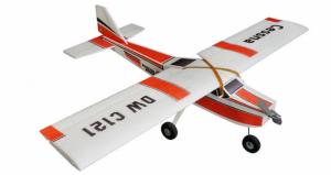 Samolot Cessna Motor+ESC+Servo
