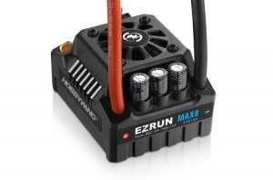 Regulator ESC EzRun MAX8 150A V3 Hobbywing Brushless