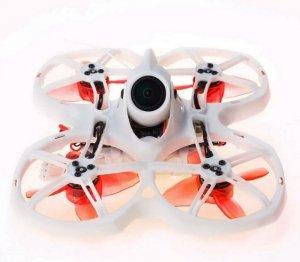 EMAX Tinyhawk II  Dron wyścigowy 75mm 1-2S FPV Racing Drone BNF FrSky D8 Runcam Nano2 Cam 25/100/200mw VTX 5A Blheli_S ESC Whoop style