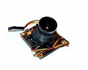 Dualsky Hornet Mini - kamera FPV SONY 700 CCD