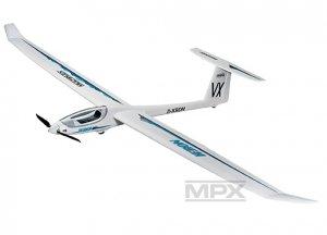 MULTIPLEX  - RR HERON - zestaw motoszybowca