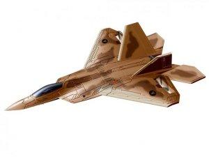 SAMOLOT SILVERLIT F22 RAPTOR