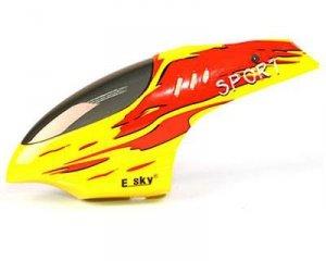 Kabina żółto-czerwona Nowy kod produktu:000728