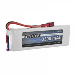 Redox 3300 mAh 7,4V 20C - pakiet LiPo