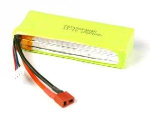 Bateria 11.1V 1800mAh 20C Lithium Nowy kod produktu:000178