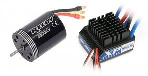 COMBO SET Reedy 540R 3900kV + Reedy XP SC450-BL ESC (#937)